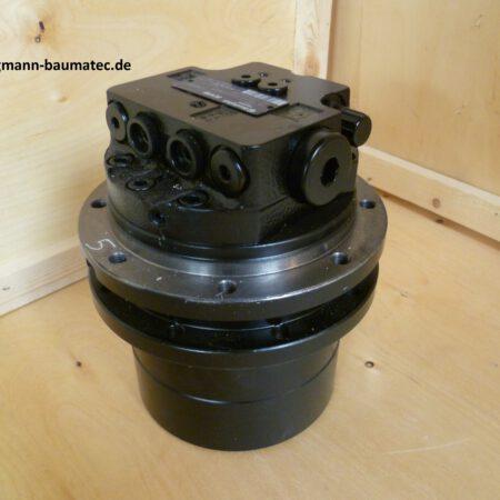 Kubota KX014-Fahrantrieb-Endantrieb-Fahrmotor-Finale Drive