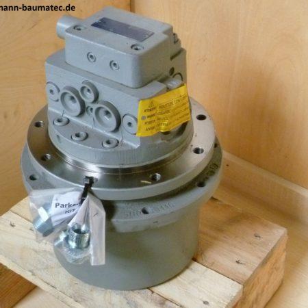 Kubota KX030-Fahrantrieb-Endantrieb-Fahrmotor-Finale Drive-
