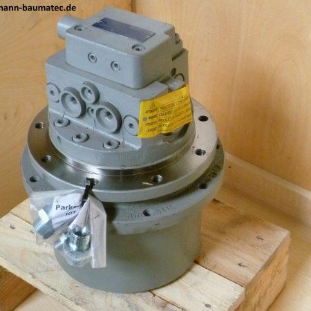 Kubota KX026-Fahrantrieb-Endantrieb-Fahrmotor-Finale Drive-